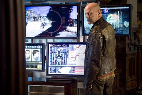 Bruce Willis Los Sustitutos