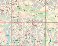 Map of Yerevan,Armenia (Lea_from_Armenia) Tags: street city trip travel bridge tourism church station river way square metro map karte capitol armenia area atlas guide yerevan touristic armenian  armenien caucas armenie caucasia erevan jerevan   hayastan  armenienne hayasdan armenisch   rmeny