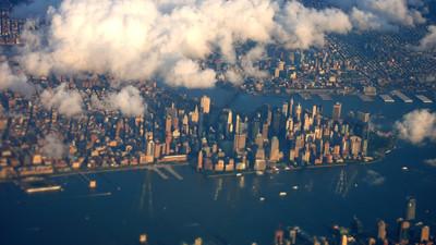 Nueva York en azules