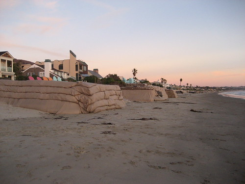 broad beach erosion