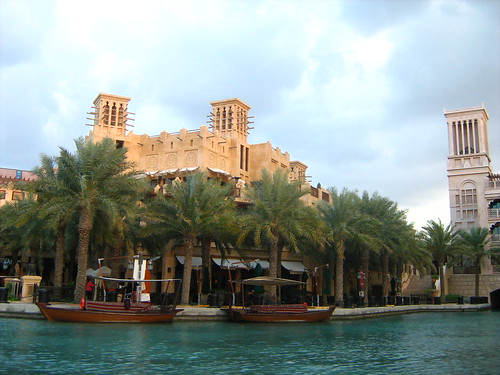 Buildings of Madinat Jumeirah 2