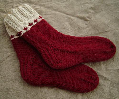 Sock #30 (52 Sock Challenge)