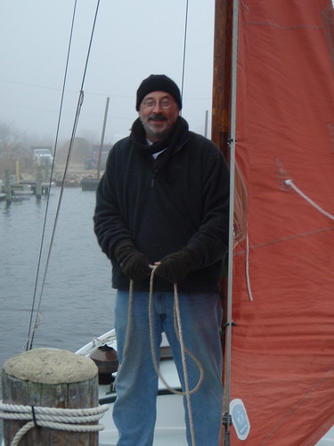 Just back from a quick second sail.