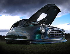 1949 Nash (jonesy59) Tags: volvo chopper exhibition morrisminor beaulieu nationalmotormuseum bentley hotrods customs coffeegrinder 32ford georgebarris beaulieumotormuseum 37ford battistini rainbowchaser volksrod andysaunders artofcustom alvinsacorn wwwidcreativebiz beaulieuartofcustom