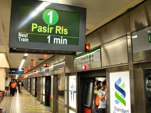 Raffles Place MRT