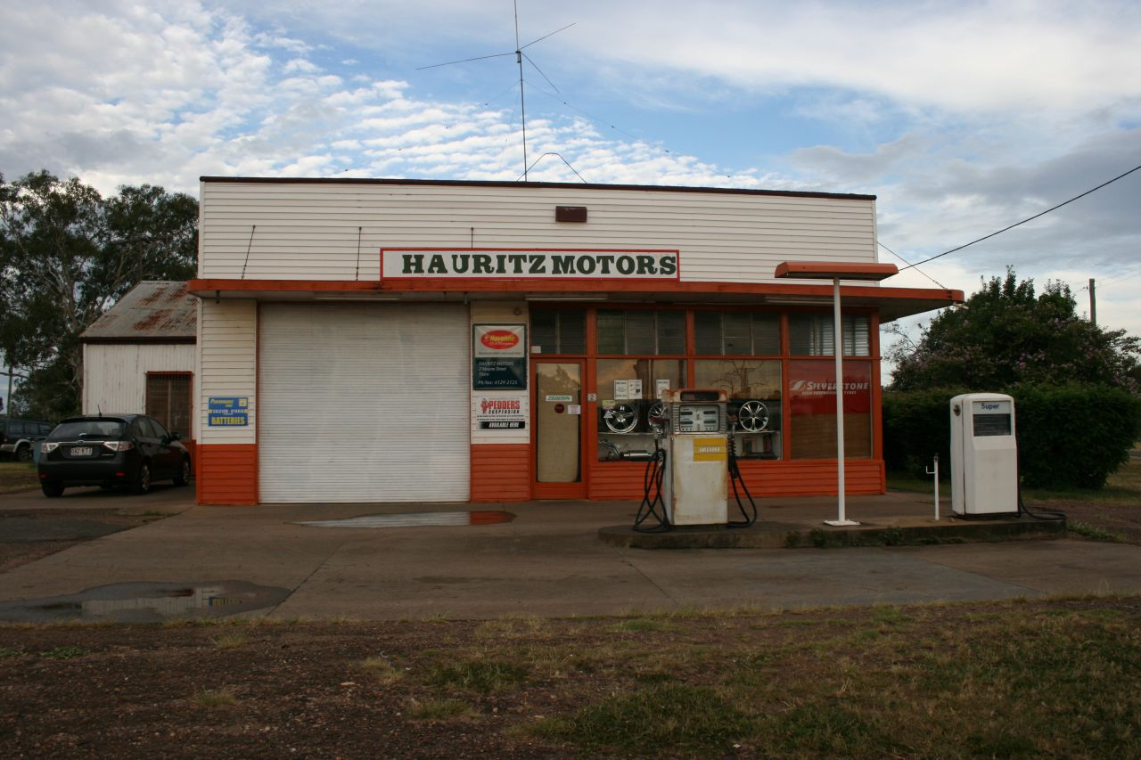 Hauritz Motors Lge