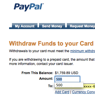 How do Malaysians withdraw money from Paypal? – Make$ Money