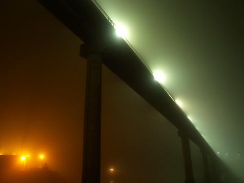 Big Dam Fog