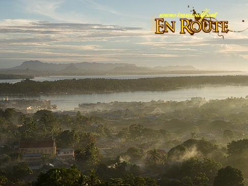 Bongao Tawi-tawi Morning Mist