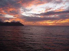 Sunrise, Dominica