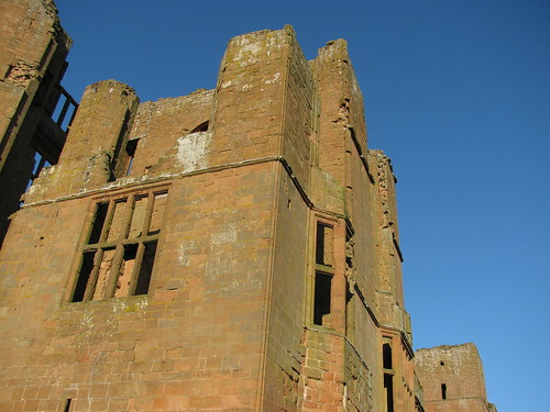 A Tower of Kenilworth Castle