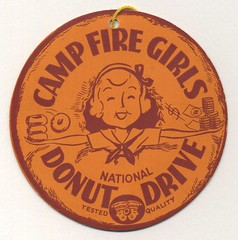Camp Fire Girls Donut Drive