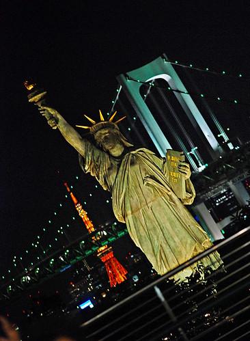 [Odaiba] 3 Landmarks in 1