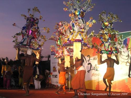 Kavadi Aattam, Chennai Sangamam 09