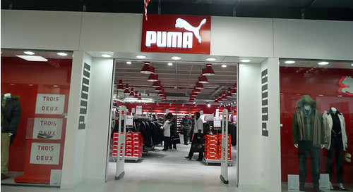 puma outlet aubonne