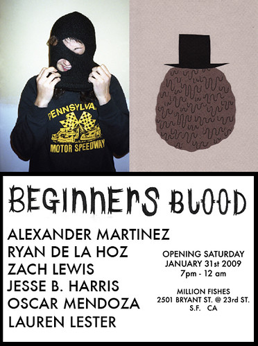 Beginners Blood