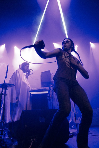 Ghostland Observatory Live at the Fonda