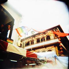 (Rikki  B) Tags: 120 film holga lomo xpro crossprocessed singapore mediumformatfilm epsonv700 kodakektachromeepp100 epsonv700scanner