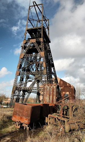 Astley Green Colliery