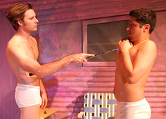 Are Those My Underwear? (chancetheater) Tags: county orange west me golf coast miniature lemon comedy theater hates underwear theatre wayne jesus dean chance trailer premiere drama dimas diaz