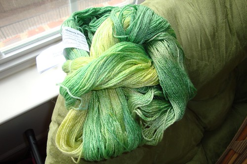 Celtic Memory Yarn