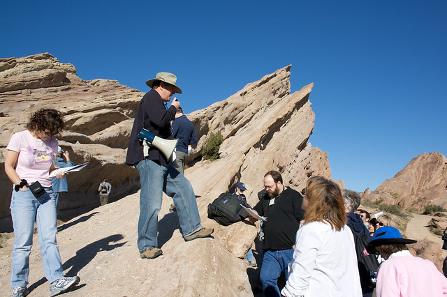 Donald Prothero Explains Vasquez Rocks