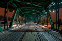 Warsaw Tram Bridge (liber) Tags: bridge canon iso800 mark iii 28mm save3 tram save7 save8 save2 save9 save4 warsaw save5 save10 f80 save6 save1 eos1ds savedbythedeletemeuncensoredgroup 0sec hpexif 033ev saveddmu dmugable