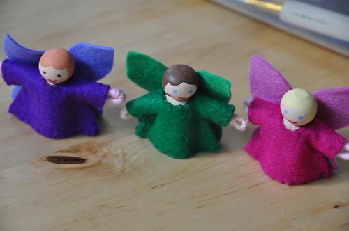 All three fairies