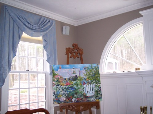 easil & cottage painting
