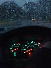 Low light in the rain Rockypoint NY (rubyfilmz) Tags: ny night rockypoint iphone
