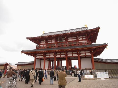 平城遷都1300年祭『朱雀門広場』