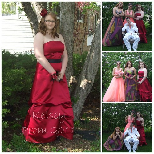Prom collage 1