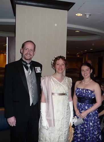 Caroline Yoachim, Eric James Stone, and Mary Robinette Kowal