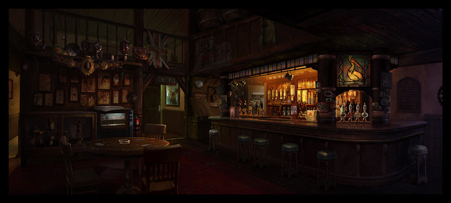 "UNCHARTED 3: ""The Pelican Inn"""