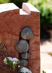 Death does not end it! (flickrolf) Tags: friedhof graveyard stone stones steine stein ascension christihimmelfahrt