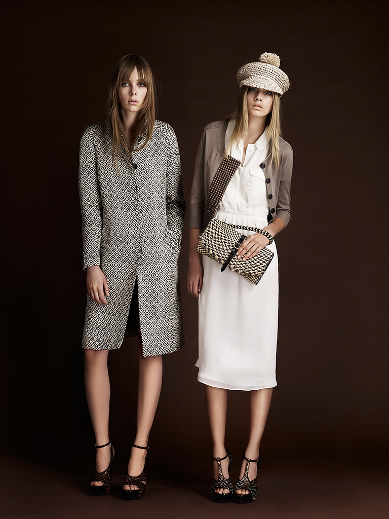 Burberry Prorsum Resort 2012