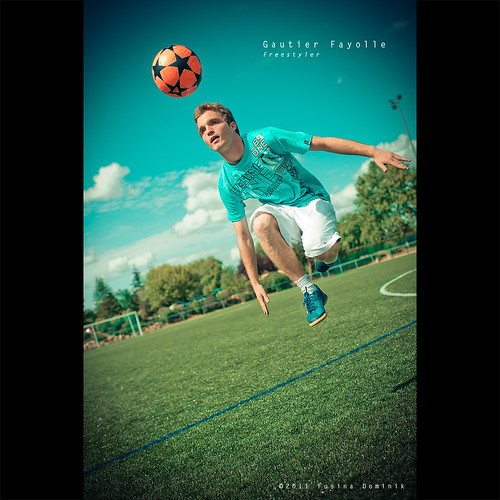 Gautier Fayolle - Freestyler Football