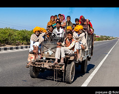 It Only Happens In INDIA (Popeyee) Tags: pictures life road street travel family people india tractor rural photo highway flickr gallery foto village shot motorway image farmers photos pics many priceless indian main transport picture lot it images full national desi lucky only vehicle indians local farmer roads turban bild popeye bilder rajasthan loaded crowded villagers happens photograper in rajasthani incredibleindia itonlyhappensinindia hindusthan popeyee