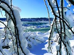 NFSP - Horseshoe Falls Winter (NiagaraFallsUSA1) Tags: park winter state niagara falls horseshoe