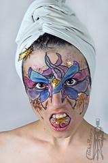 caterpillar dream (BK photo stream) Tags: portrait woman sexy love girl mujer chica retrato modelo portret