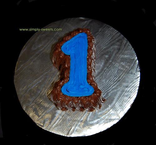 1 smash cake