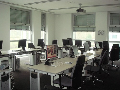 my classroom in bonn