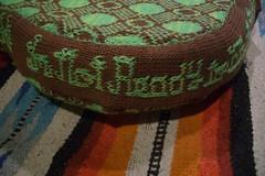 Knit Guitar Case (Jonny Fritz) Tags: india art philadelphia null freedom guitar knit case corndog bling let airbrush corndawg givson