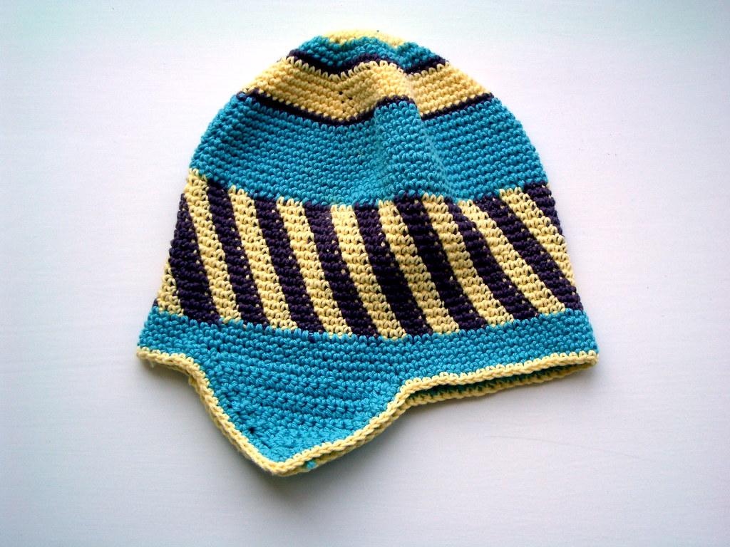 Inca Baby Hat