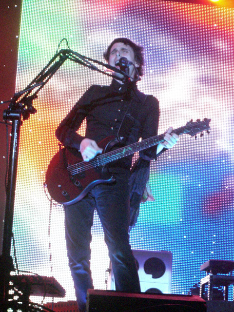 Muse Wembley 4