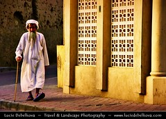 Oman - Old man of Nizwa ( Lucie Debelkova / www.luciedebelkova.com) Tags: world old travel people man mountains architecture walking person photo persian asia day gulf shot photos native fort outdoor muslim islam middleeast landmark east arabia western architektur souk daytime arabian persons oriental middle orient monuments peninsula oman eastern gcc locations islamic nizwa arabisch natives destinations hajar sultanateofoman sultanate islamiccountry southwestasia arabische arabianpeninsula arabisches arabischer luciedebelkova wwwluciedebelkovacom