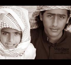 (Missy | Qatar) Tags: portrait desert missy mybrother aa qatar mycousin abdullah  speia abdulaziz  alkhater missqatar
