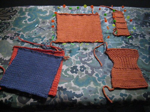 Module 1 swatches blocking