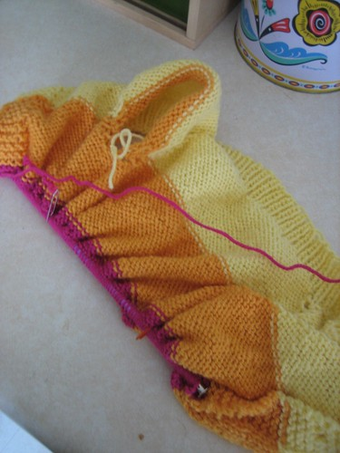 080330. the bright and shiny grandpa cardigan.
