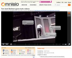 Mashed videos on Omnisio